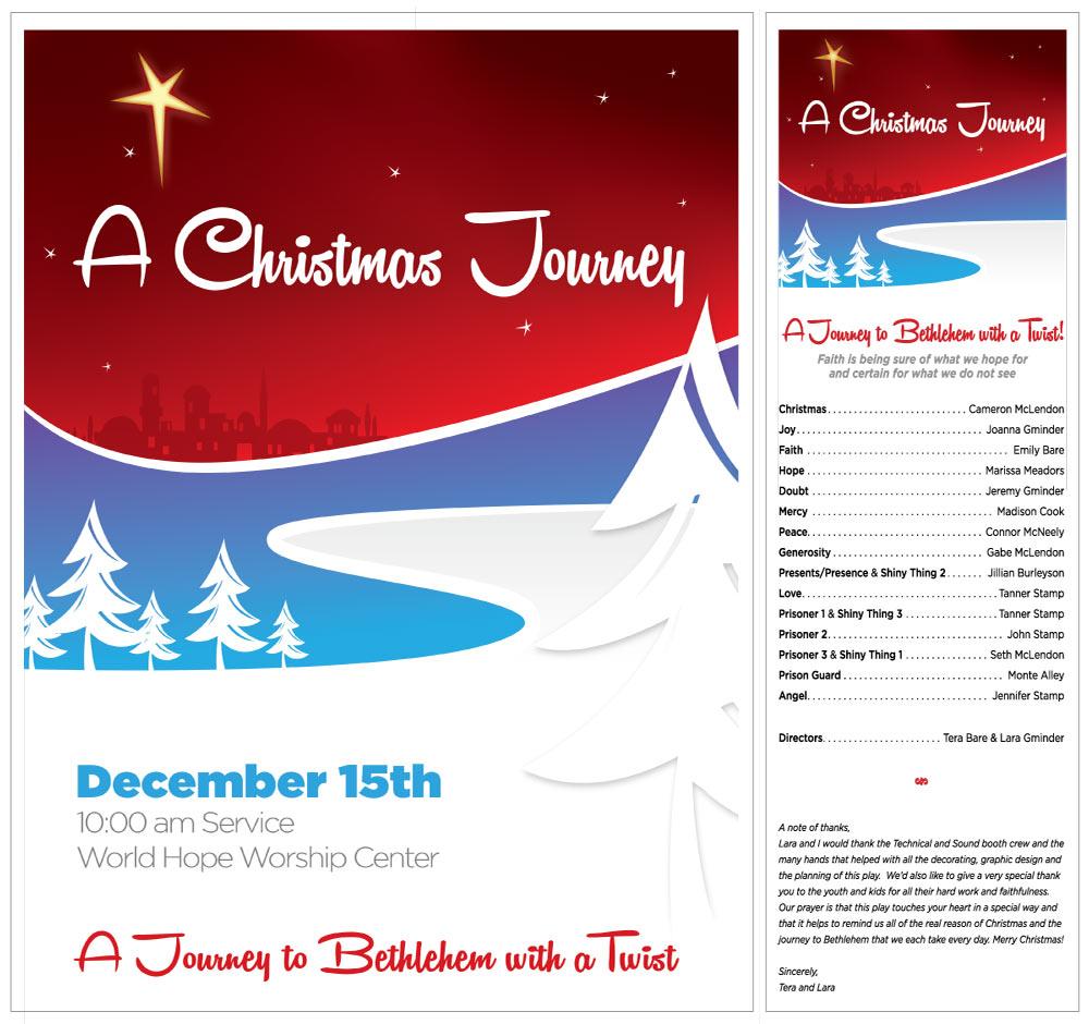 Christmas Poster and Bulletin