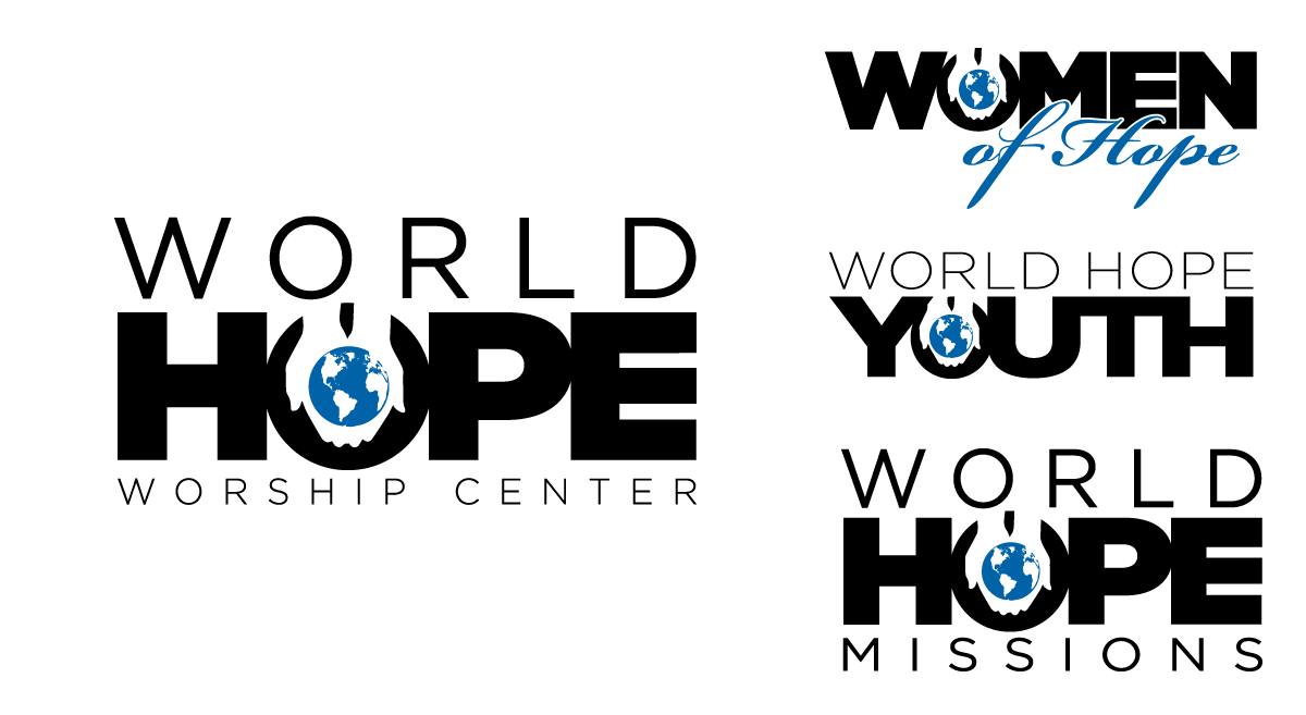 World Hope Logos