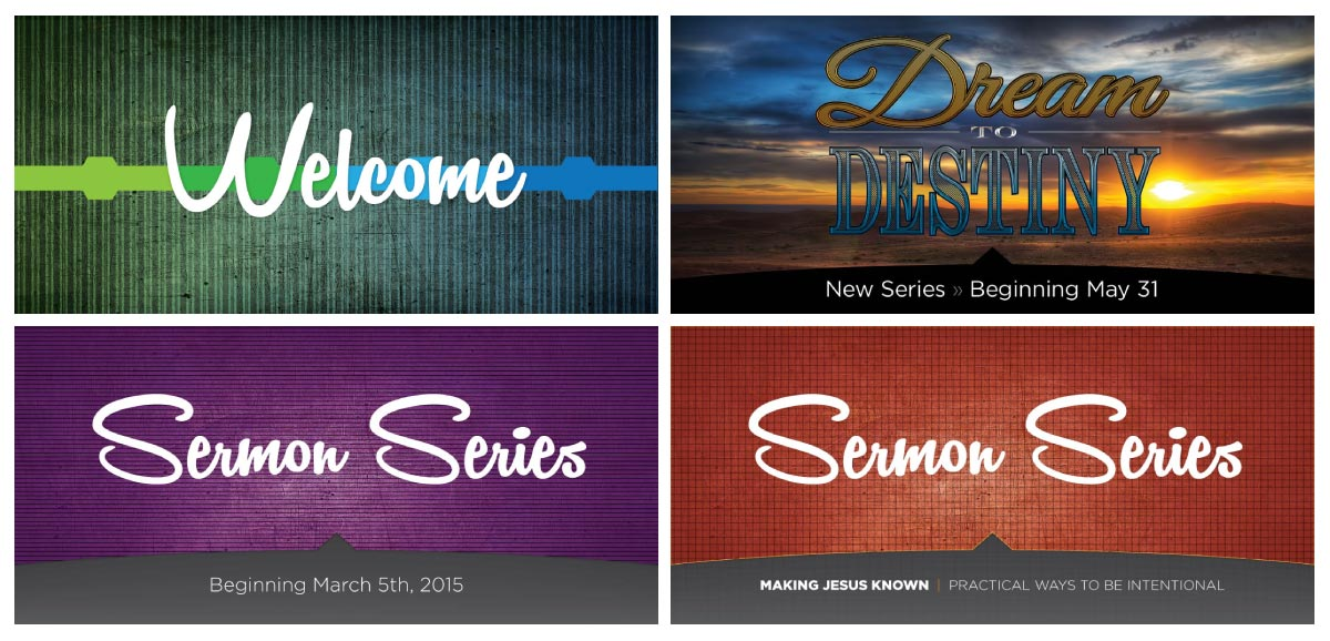 Slider art for home page