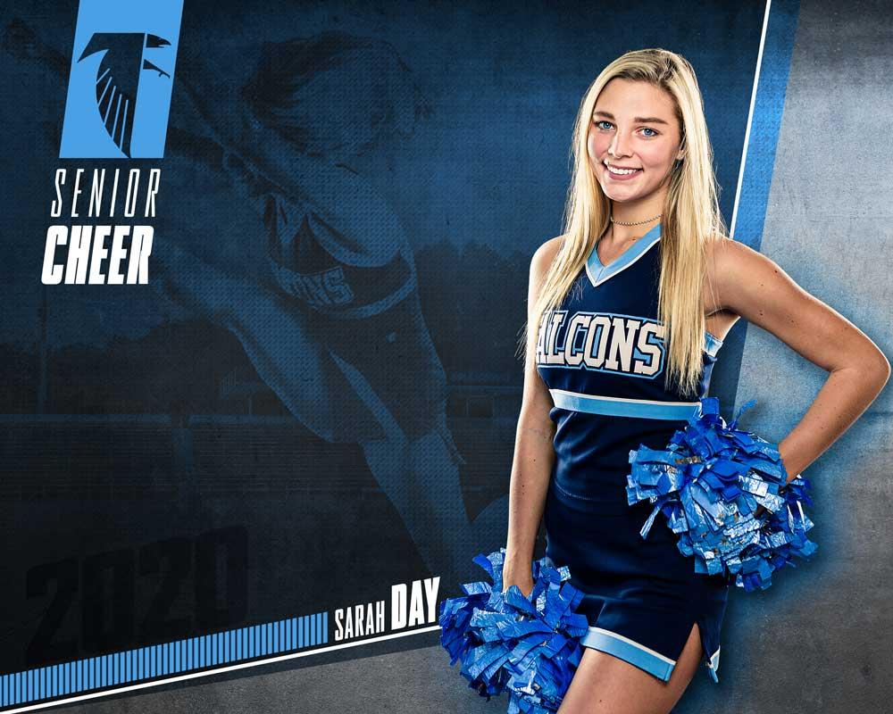 West Rowan Cheerleading Social Media Promo
