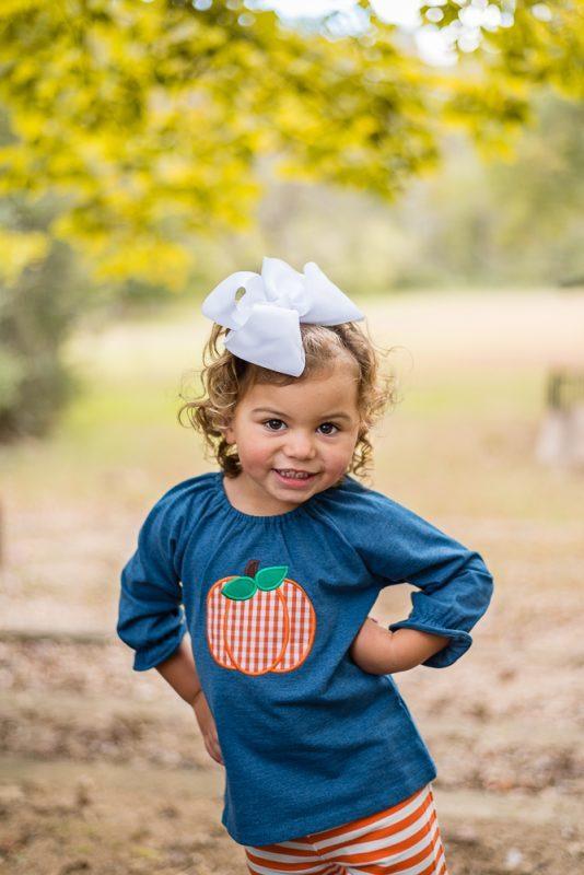 Little Girl in Diva Mode